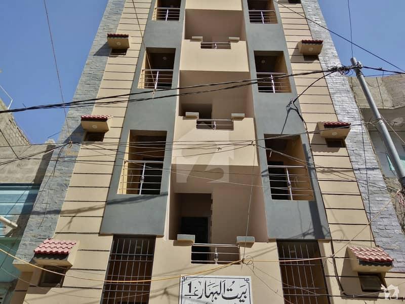 کورنگی - سیکٹر 31-جی کورنگی کراچی میں 2 کمروں کا 2 مرلہ فلیٹ 24 لاکھ میں برائے فروخت۔