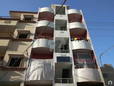کورنگی کراچی میں 2 کمروں کا 2 مرلہ فلیٹ 30 لاکھ میں برائے فروخت۔
