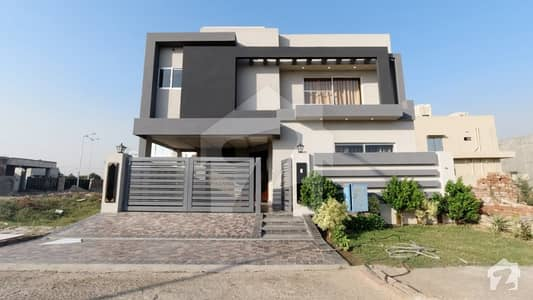 9 Marla Newly Build House For Sale In E Block Of Bankers Avenue Cooperative Housing Society Lahore
