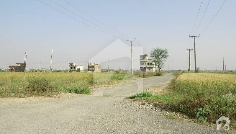 I-14 Residential Plot For Sale Sized 1250 Square Feet
