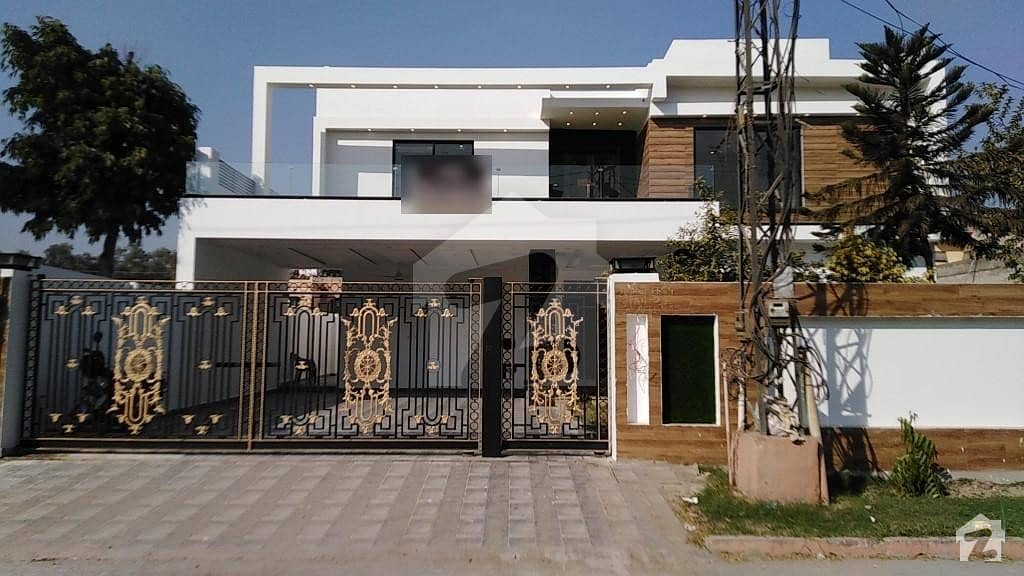 محافظ ٹاؤن فیز 1 محافظ ٹاؤن لاہور میں 6 کمروں کا 1 کنال مکان 4.5 کروڑ میں برائے فروخت۔