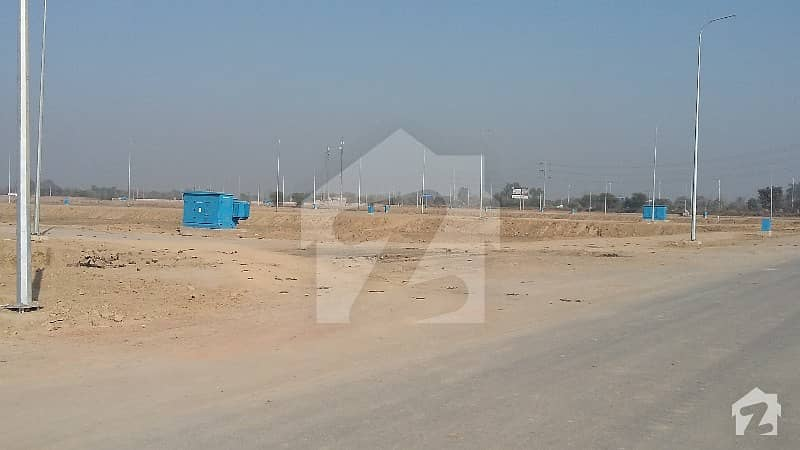 Dha Phase 6 J Block 1 Kanal Prime Location Plot For Sale