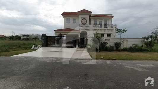 1 Kanal Spanish Design House With Full Basement For Sale In M Block Of DHA Phase 6 Lahore