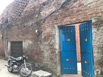 450  Square Feet House For Sale In Mumtaz Colony