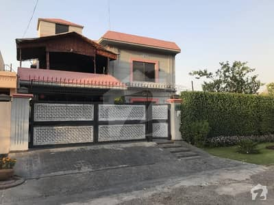 1 Kanal 5 Year Old House For Sale In State Life Society Phase 1 Block B