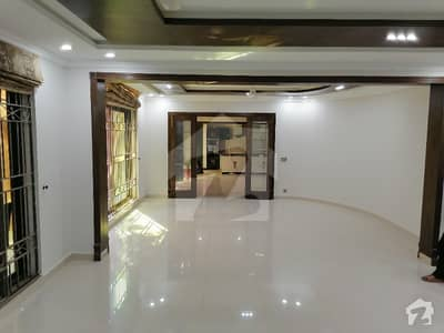 F 11 Lower Portion 4 Beds Drawing Dinning TV Lounge Rent 110 Lac