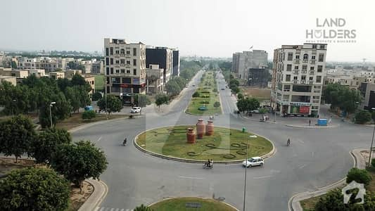 Open Form Without Transfer Fee Commercial Plot For Sale In Tauheed Block