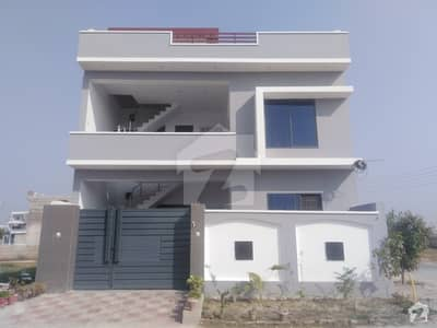 7 Marla House Is Available For Sale In Government Servants Housing Scheme