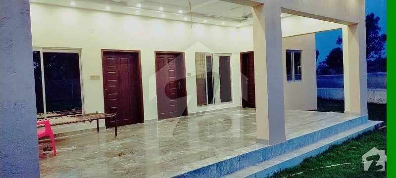 بیدیاں روڈ لاہور میں 3 کمروں کا 3 کنال فارم ہاؤس 25 ہزار میں کرایہ پر دستیاب ہے۔