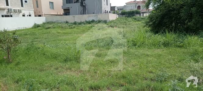 1 Kanal Residential Plot Is Available For Sale Good Investment Place