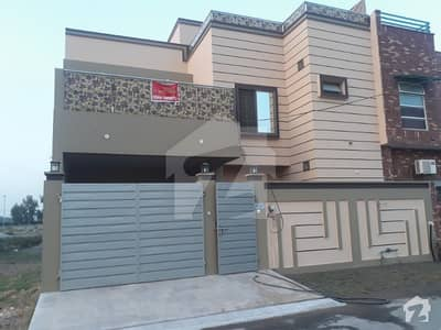 Newly Constructed Ground Floor Of 8 Marla Available For Rent In Dca Block Of Dream Gardens, Multan (both Options Of Garrage Sharing
