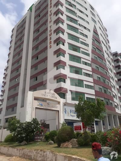 Sanober Twin Tower Flat For Sale In Scheme 33