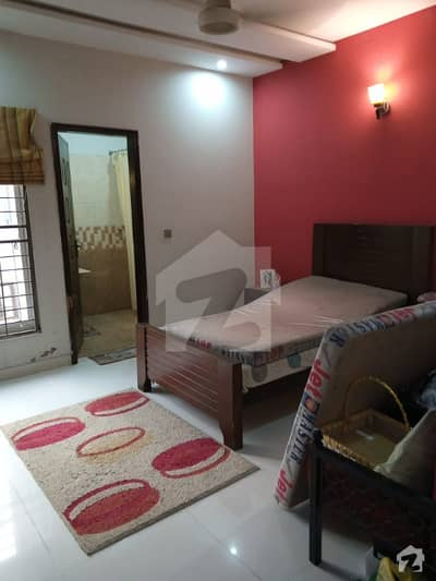 Dha Offer 1 Beautiful  Bedroom With Bathrooms Fully Furnished Available For Rent