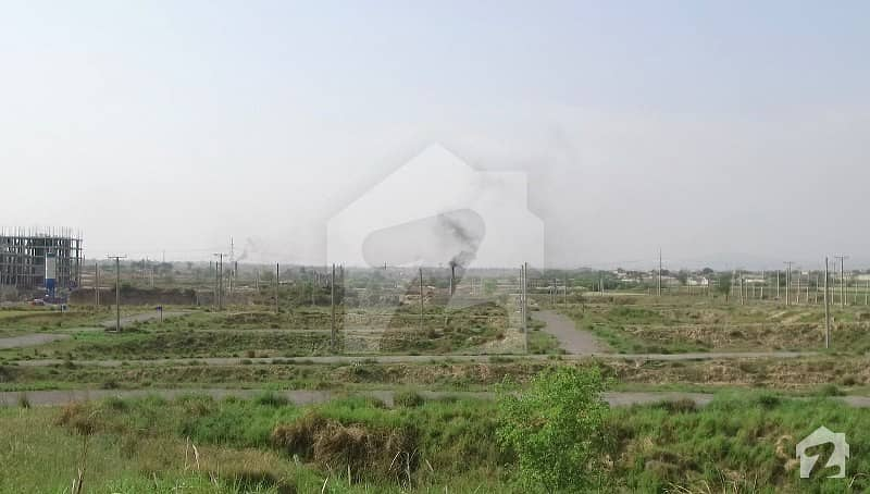 8.5 Marla Residential Plot For Sale In Beautiful I-14