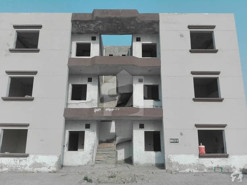 Perfect 5 Marla Flat In Khayaban-e-Amin For Sale