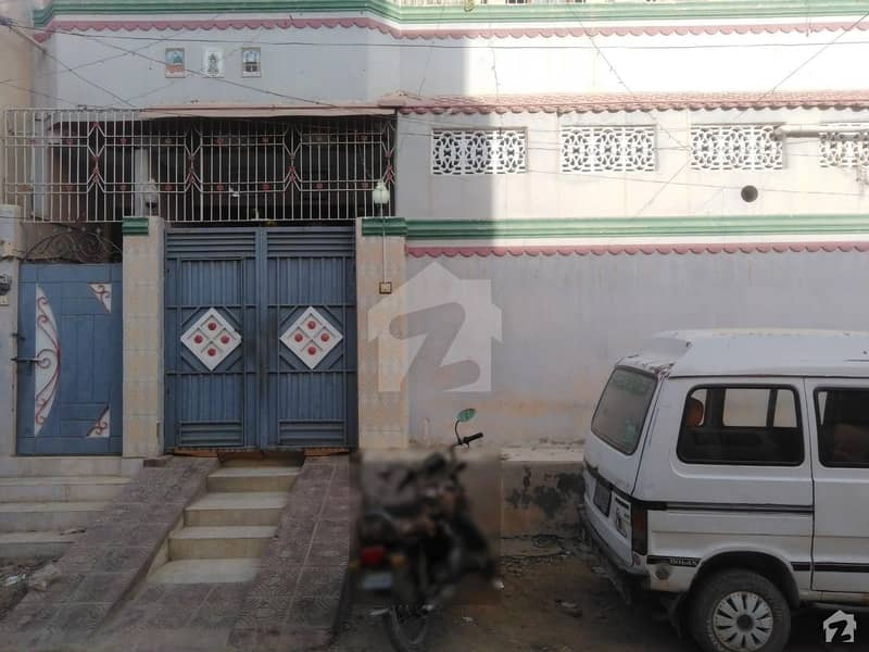 Ground+1 Floor House Is Available For Sale