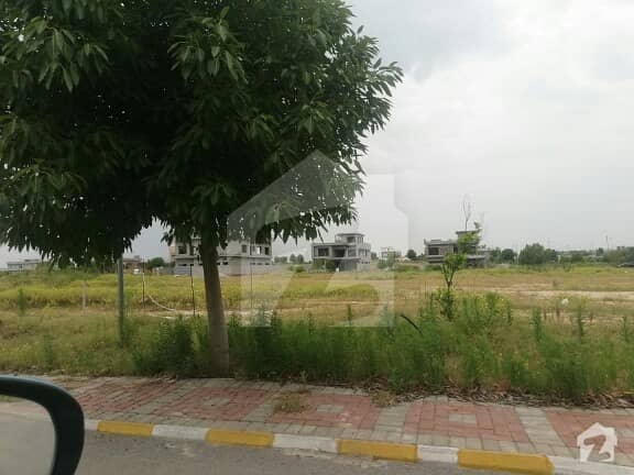 13 Marla Commercial Plot At A Beautiful Location For Sale