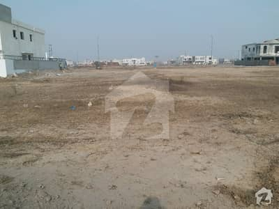 Golden Location  07 Marla Plot No 1207 Available For Sale In DHA Phase 6