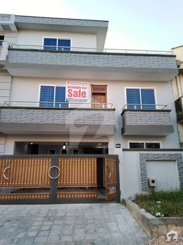 جی ۔ 13/2 جی ۔ 13 اسلام آباد میں 5 کمروں کا 8 مرلہ مکان 3 کروڑ میں برائے فروخت۔