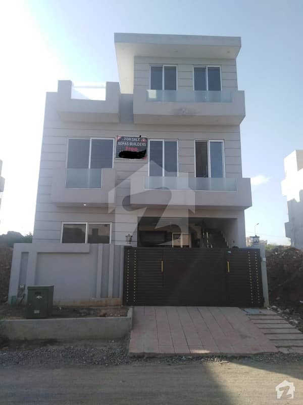Brand New 25x50 House For Sale In G 14