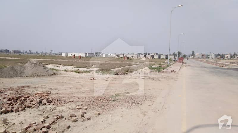 Best Opportunity For Possession 10 Marla Plot For Sale In Bahria Orchard