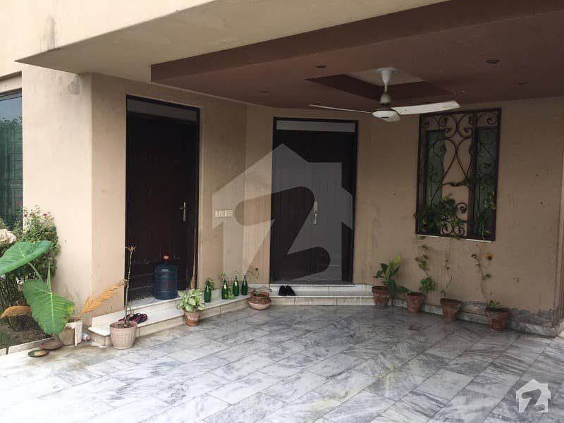 10 Marla 5 Years Old House For Sale In Dha Phase 5 Block L