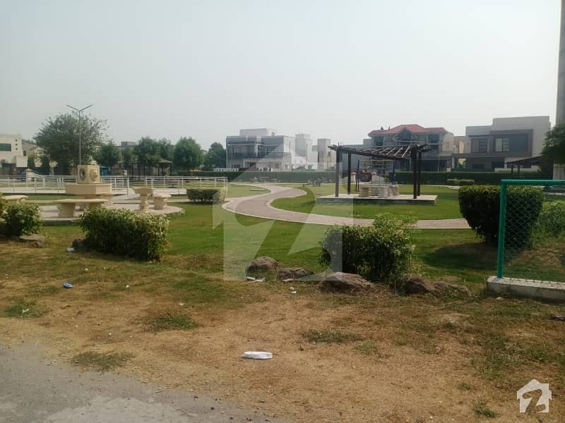 15 Marla Residential Plot No N 255 Is Available For Sale In Ex Air Avenue Dha Phase 8 Block N