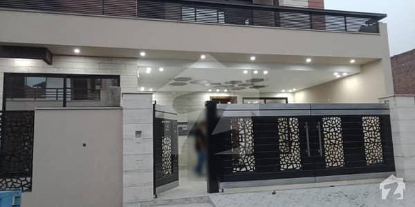 7 Marla Brand New Corner House For Sale