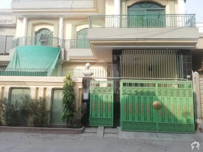 10 Marla Double Storey House In Canal Bank Housing Scheme Solid Construction With All Facilities