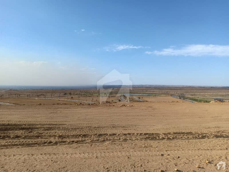 250 Square Yards Residential Plot For Sale In Bahria Town Karachi