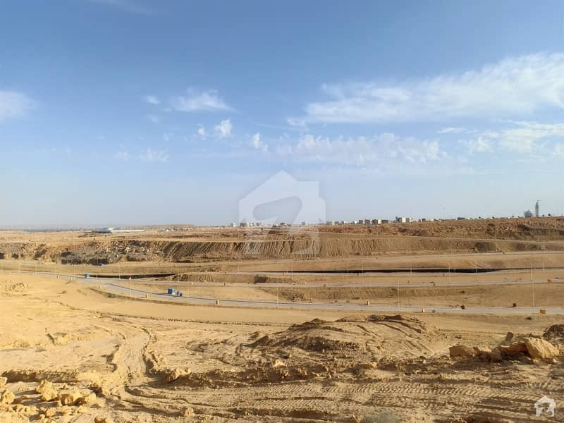 250 Square Yards Residential Plot Up For Sale In Bahria Town Karachi