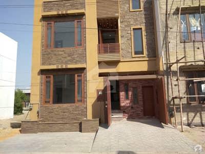ڈی ایچ اے فیز 7 ڈی ایچ اے کراچی میں 4 کمروں کا 4 مرلہ مکان 3.35 کروڑ میں برائے فروخت۔