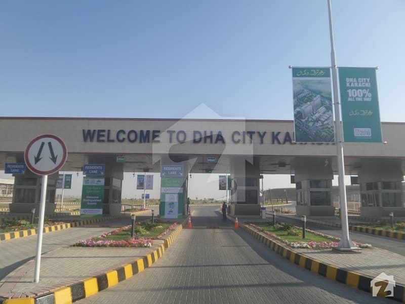 ڈی ایچ اے سٹی سیکٹر 10 ڈی ایچ اے سٹی کراچی کراچی میں 8 مرلہ کمرشل پلاٹ 2.75 کروڑ میں برائے فروخت۔