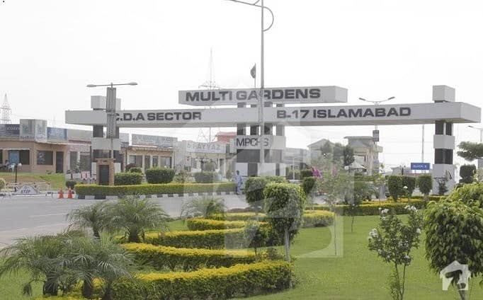 Plot For Sale In B-17 Islamabad