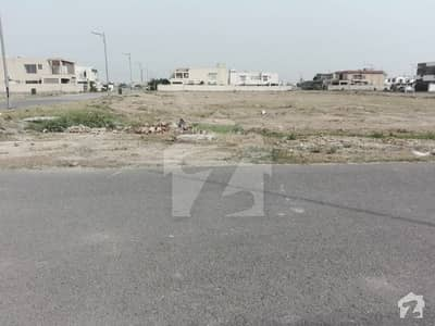 Residential Plot Of 13 Marla In DHA Defence Is Available