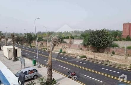 Excellent Location 10 Marla Residential Plot Is Available For Sale In Overseas B Block