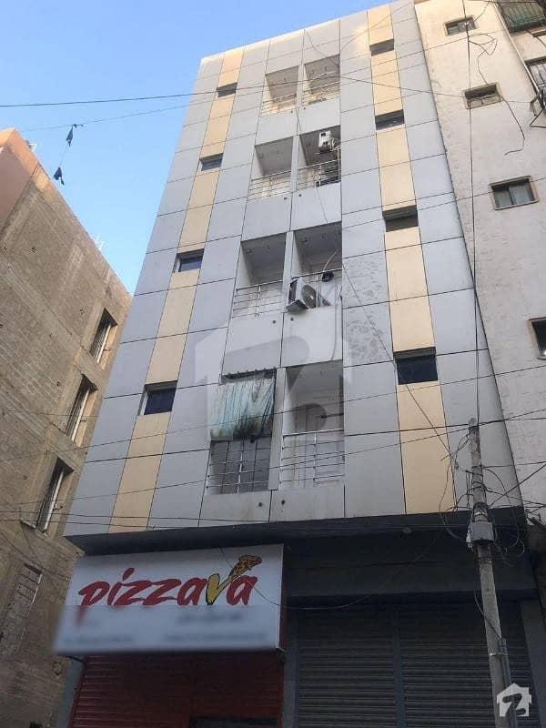 سحر کمرشل ایریا ڈی ایچ اے فیز 7 ڈی ایچ اے کراچی میں 2 کمروں کا 2 مرلہ فلیٹ 65 لاکھ میں برائے فروخت۔