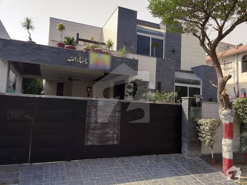 1 Kanal Full Basement Modren Old House For Sale