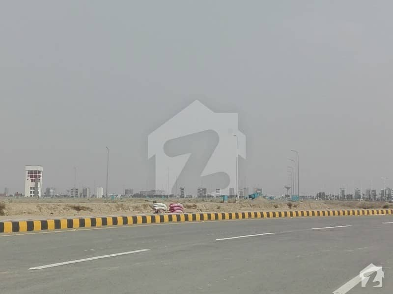 4 Marla Commercial Plot Up For Sale In DHA Defence