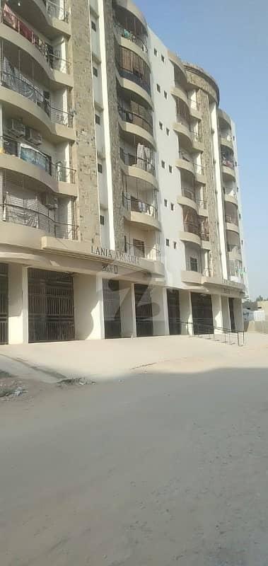 جناح ایونیو کراچی میں 3 کمروں کا 7 مرلہ فلیٹ 1.2 کروڑ میں برائے فروخت۔