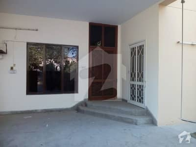 10-Marla, 4-BedRoom's  House For Rent in Askari-9 Z. S. R Lahore Cantt.