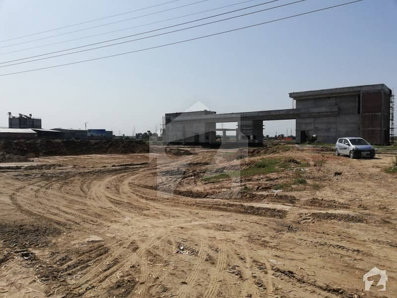 LDA Road Residential Plot For Sale Sized 1125  Square Feet