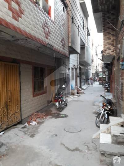 باغبانپورہ لاہور میں 5 کمروں کا 2 مرلہ مکان 50 لاکھ میں برائے فروخت۔