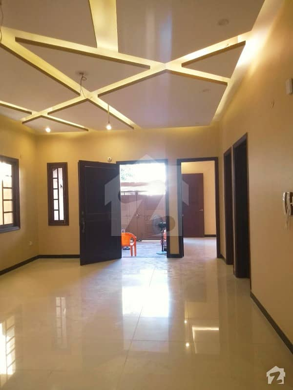 Gulshan E Iqbal Brand New Bungalow 240 Sq Yard Double Storey House Is Available For Sale