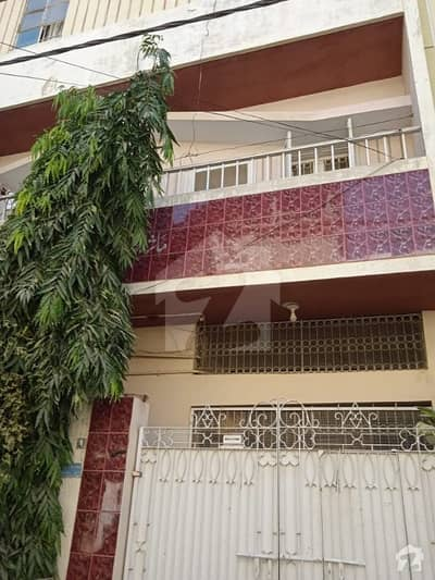 120 Sqyd G plus 2 House for Sale in Buffer Zone 15A2