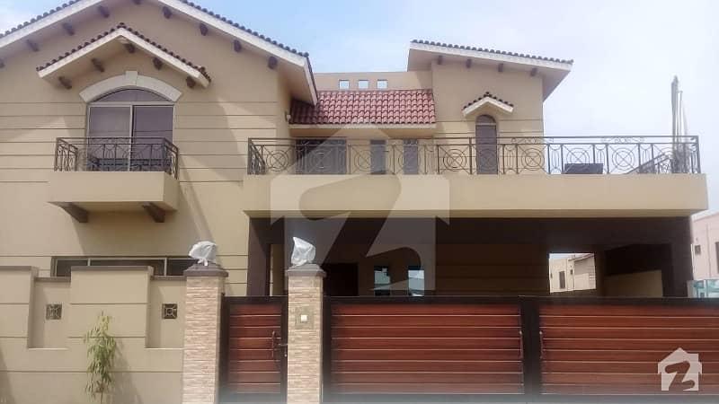 Super 17 Marla House For Rent In Askari 10 Lahore