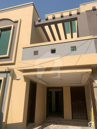 5 Marla Full House is Available for Rent in Bahria Town Lahore