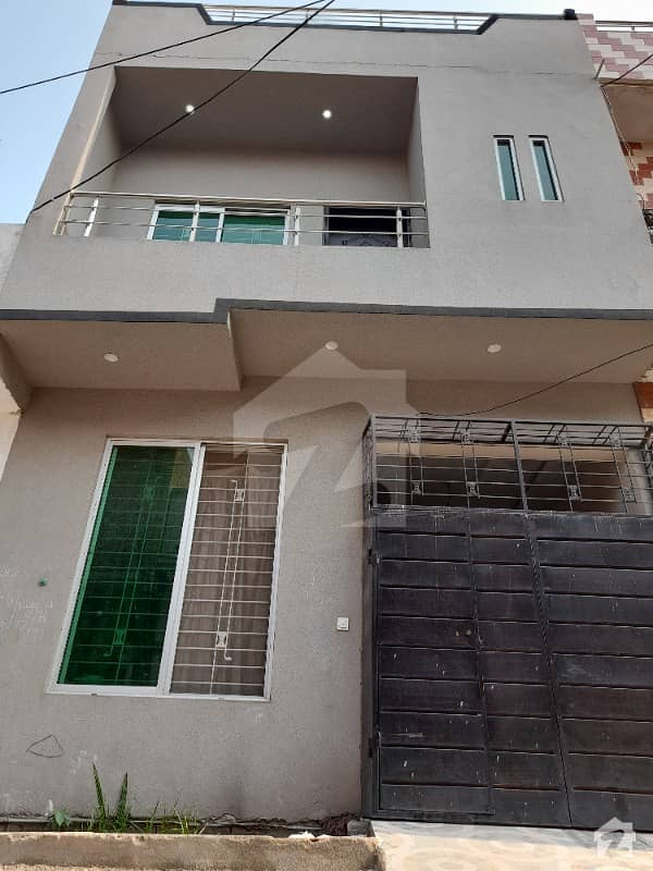 House For Sale 3 Marla In A Block Shershah Colony