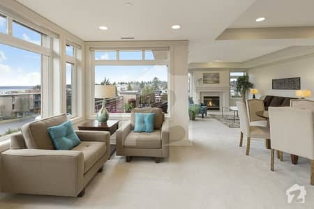 PIA Housing Scheme 10 Marla Upper Portion For Rent