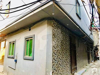2 Marla Corner Beautiful House For Sale Samnabad Lahore